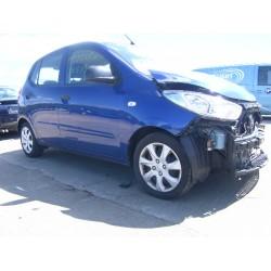 Hyundai i10 2012 14383 miles