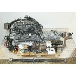 DODGE HEMI 5.7L V8 375 hp 2009-2019 COMPLETE ENGINE, MANUAL 6 SPEED GEARBOX, MOTOR SWAP CONVERSION KIT SET, DRIVETRAIN